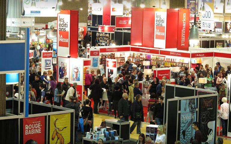 Salon du livre MTL