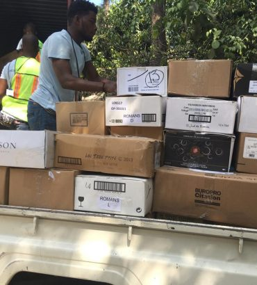 2020-02-04 Granby et Livres Solidaires Haïti